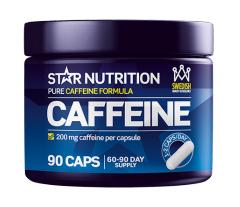 Koffeintabletter från Star Nutrition
