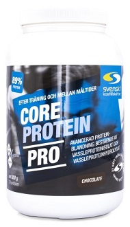 """Core Protein Pro är """"lyxprotein"""""""