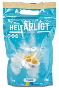 Helt Ärligt ett proteinpulver baserat på både äggvita och äggula