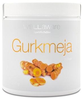Gurkmeja pulver från WellAware