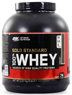 Gold Standard Whey från Optimum Nutrition