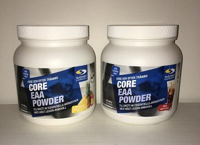 De bästa essentiella aminosyrorna från Core