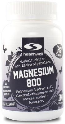 Healthwell magnesiumtillskott