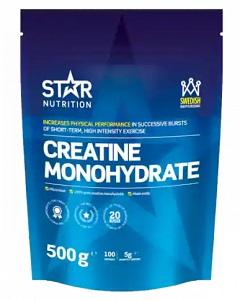 Från Star Nutrition kommer det bästa kreatin enligt oss