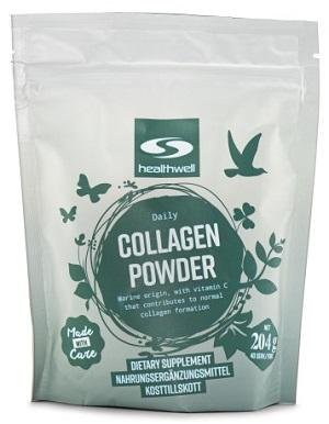 Ett bra kollagen pulver från Healthwell