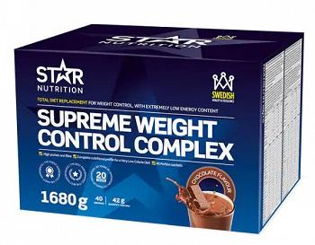 Gå ner i vikt med detta paket från Star Nutrition
