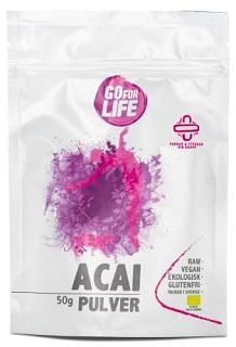 Go for life acai