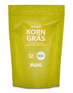Ekologiskt Korngräs är det bästa