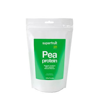 Ärtproteinpulver från Superfruit