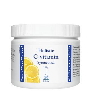 askorbinsyra från holistic