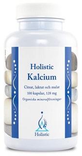 Det bästa kalciumtillskott från Holistic