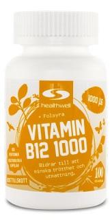 B12 tabletter bäst i test