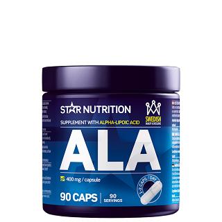 Alfa liponsyra från Star Nutrition