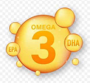 omega 3 är nyttigt och innehåller fettsyrorna DHA och EPA