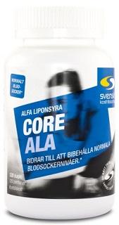 Core ALA - bästa köp av alfa-liponsyra