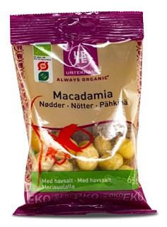 Bästa köp av macadamianötter!