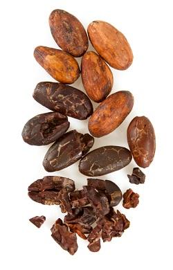 Kakaoböna är nyttigt!
