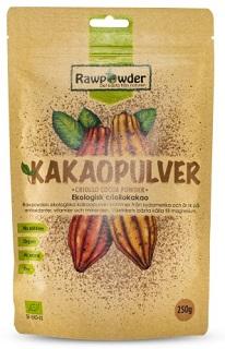 Raw kakaopulver är mycket nyttigt