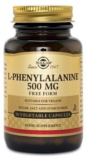Solgar l-Phenylalanine