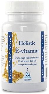 Holistic vitamintillskott