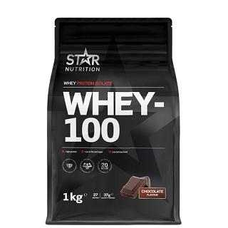 Whey 100 Star Nutrition
