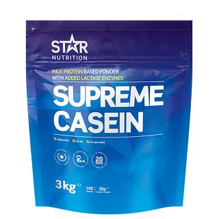 Ett kaseinproteinpulver från Star Nutrition