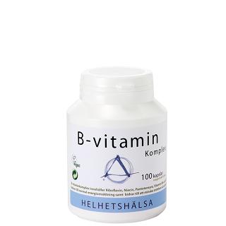 B vitamintillskott