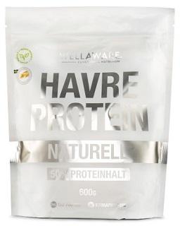Havreprotein från Wellawares med 50 % protein